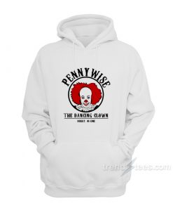 Penny Wise The Dancing Clowns Hoodies