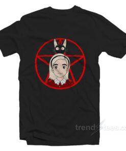 Sabrina Pentagram Delivery Service T-Shirt