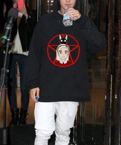 Sabrina Pentagram Delivery Service Sweatshirt