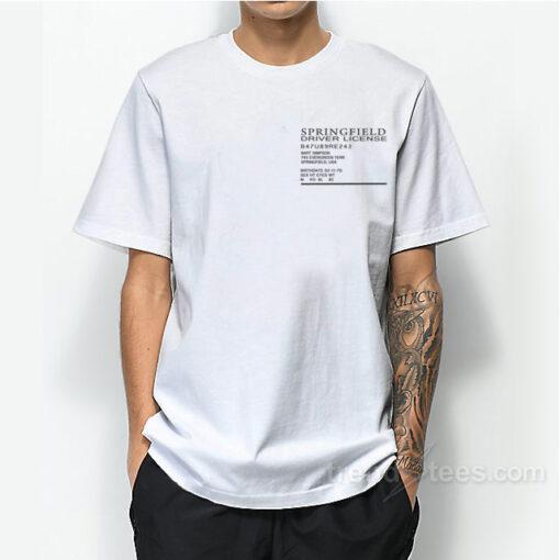 Scenic Simpsons T-Shirt