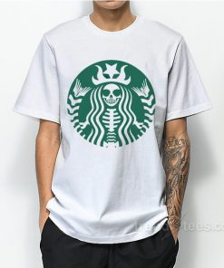 Skeletonbucks Coffee T-Shirt