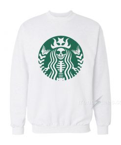 Skeletonbucks Coffee Sweatshirt