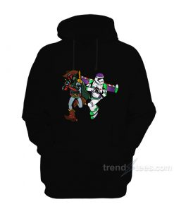 Toy Story Star Wars Crossover Hoodies
