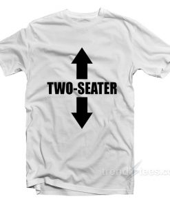 Two Seater Arrow T-Shirt