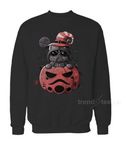 Star Wars Hallowen Sweatshirt