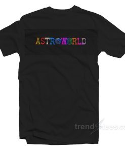 Astroworld Wish You Were Here T-Shirt
