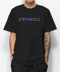 astroworld travis scott shirt