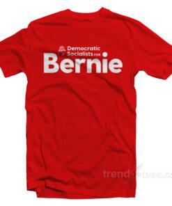 Democratic Socialists For Bernie T-Shirt