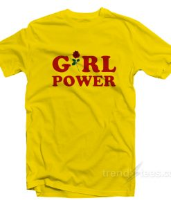 Girl Power Yellow