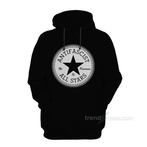 Greta Thunberg Antifacist Hoodies