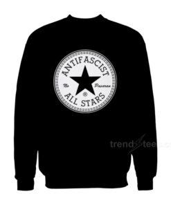 Antifascist Allstars – Greta Antifa Sweatshirt