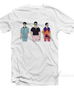 The Jonas Brother Shirt