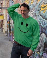 Green Shirt Guy WWE Sweatshirt