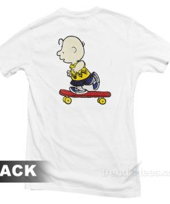 Vans x Peanuts Charlie Brown T-Shirt