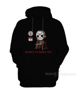 Waiting The Hardest Part Hoodies
