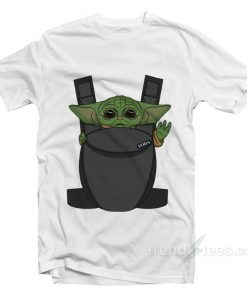 Baby Yoda Carrier T Shirt 247x296 - HOME 2
