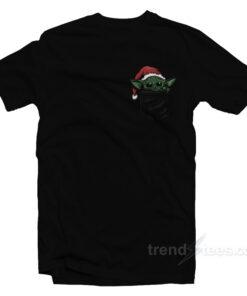 Baby Yoda Christmas T-Shirt