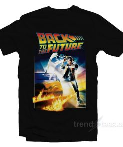Back To The Future Vintage T Shirt 247x296 - HOME 2