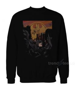 Batman – Always On Call Sweatshirt