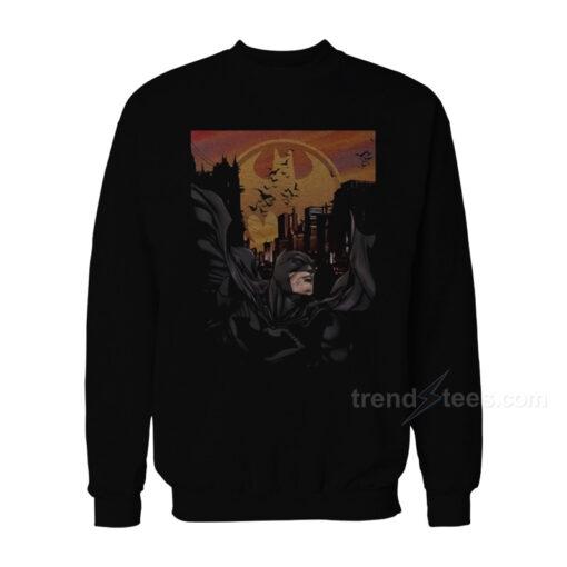 Batman – Always On Call Sweatshirt