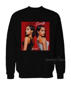 Becky G Album Mala Santa sweatshirt 247x296 - HOME 2