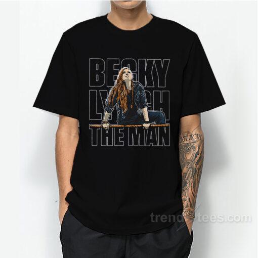 Becky Lynch - The Man T-Shirt