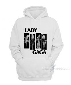 Black Flag Parody Lady Gaga Hoodie
