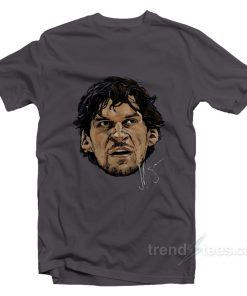 Boban Marjanovic Face T-Shirt