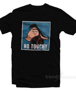 DISNEY The Emperor's New Groove No Touchy T-Shirt