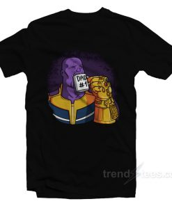 DAD #1 Thanos T-Shirt