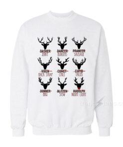 Deer Meat – Christmas Sweatshirt