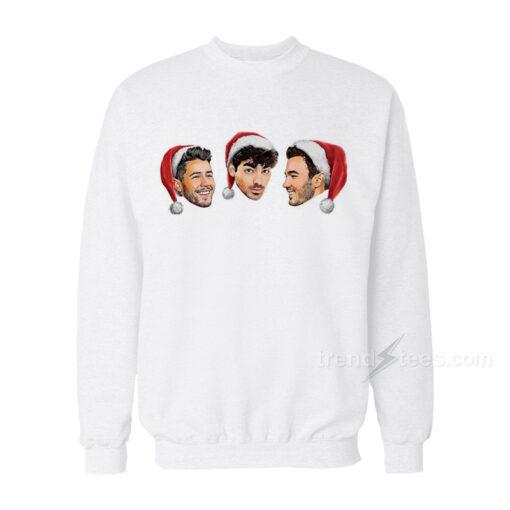 Jonas Brother Christmas Sweater