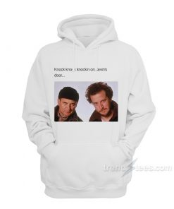 Knock knockin On Kevins Door hoodie 247x296 - HOME 2