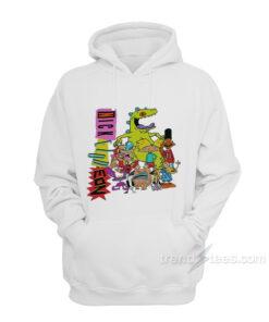 Nickelodeon Character hoodie 247x296 - HOME 2