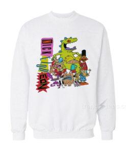 Nickelodeon Characters Sweater