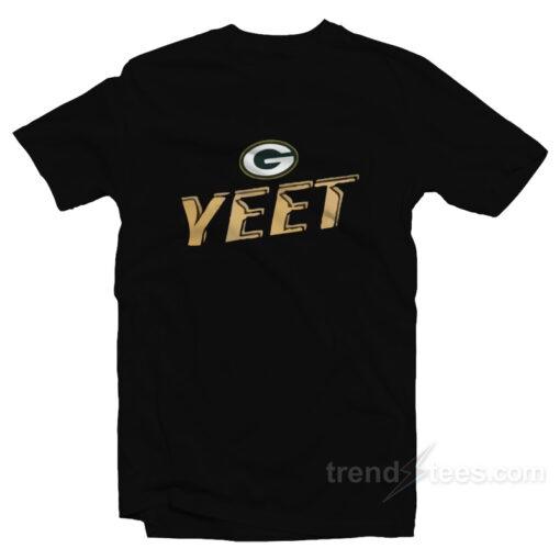 Packers Yeet T-Shirt