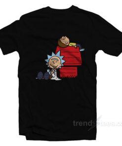Rick Morty Parody The Peanuts 247x296 - HOME 2