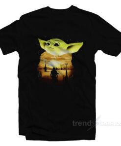 Star Wars Baby Yoda T-Shirt