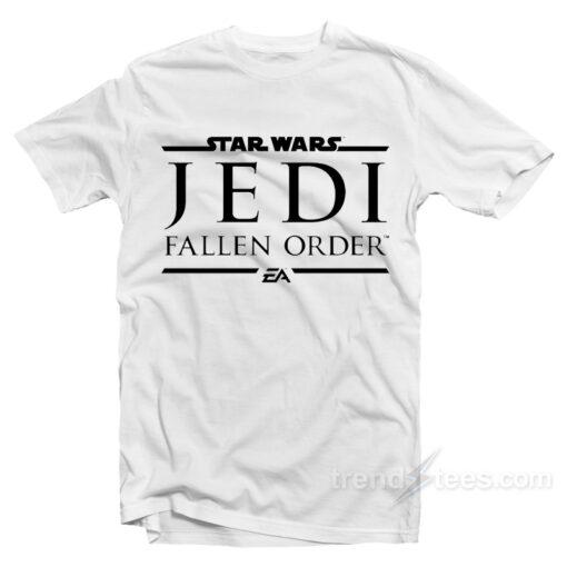 Star Wars Jedi Fallen OrderT-Shirt