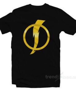 Static Shock Logo T-Shirt