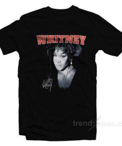 Whitney Houston T-Shirt