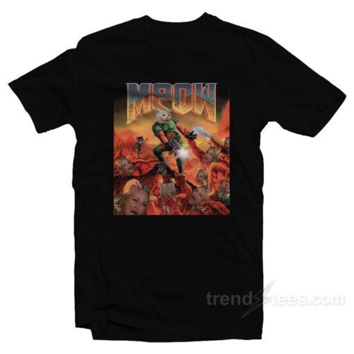 Women Vs Cat Meme T-Shirt