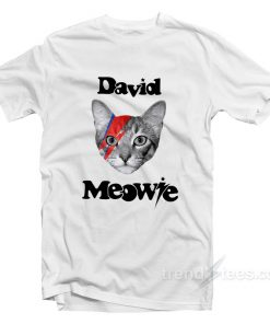 David Mowie Parody T-Shirt