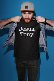 Jesus Tony T-Shirt