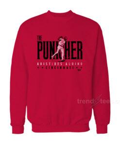 Aristides Aquino – The Punisher Sweatshirt
