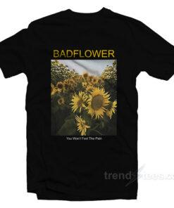 Badflower Cry Sunflower T-Shirt