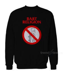 Bart Religion Sweatshirt