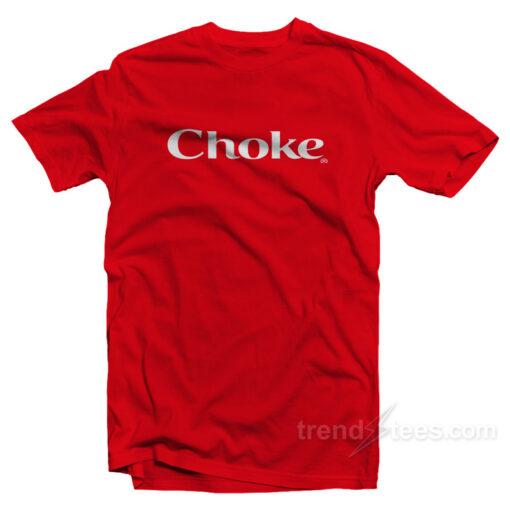 Beyonce Choke T-Shirt