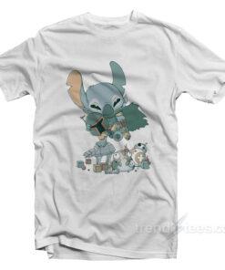Boba Stich Parody T-Shirt