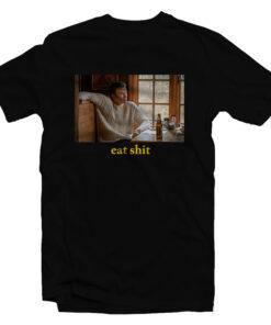 Chris Evans Knives Out EAT SHIT T-Shirt